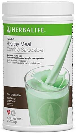 Herbalife Formula 1 Mezcla de batido nutricional de comida saludable (10 sabores) (chocolate holandés): Amazon.es: Hogar