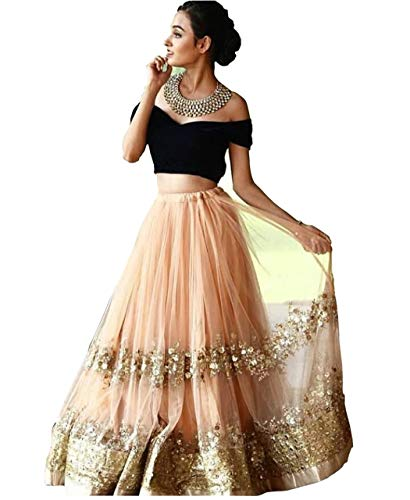 - party wear lehenga choli indian bollywood designer lengha sari 0056
