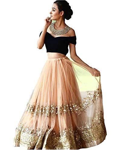 party wear lehenga choli indian bollywood designer lengha sari 0056