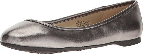 Nine West Womens Fedra Balett Platt Bio Tenn