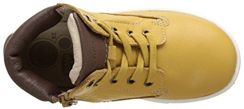Chicco Clover, Zapatillas de Baloncesto Para Niños Amarillo
