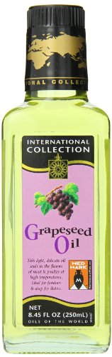 International Collection Oil, Grapeseed, 8.45 Ounce ()