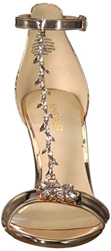 Nine West Women's Mimosina Synthetic Sandal Pink n9FT8RS