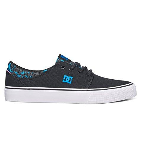 Scarpe Fluorescente Moda Sneakers Dc Nero Trase Uomo Nero Tx xx1SwTHFq