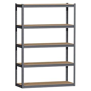 Gorilla Rack Grz8460 5 Shelf 48 By 18