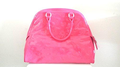 TWIN SET FIRMATO SOTTOCOSTO mod. A7A4ME borsa donna a mano modello BUGATTI STAMPA IMPRESS colore bouganville 36x33x12cm