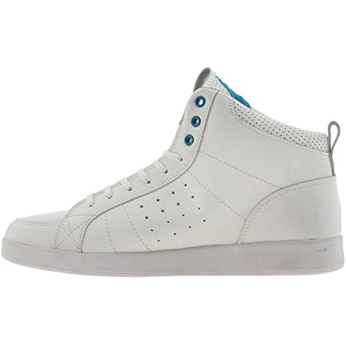 Clae Russell (wit / Wit Patent / Blauw)