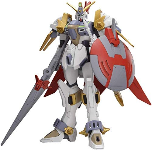 Gundam Build Divers RE:Rise 04 Gundam Justice Knight Bandai SpiritsHGBD:R 1/144