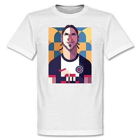 American Apparel Playmaker Ibrahimovic Fútbol Camiseta de ...