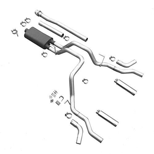 Legato Performance LEX4211 Cat-Back Exhaust Kit (All ()