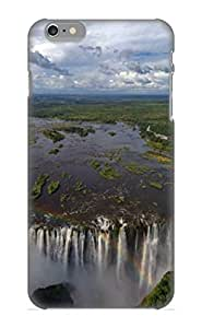 Armandcaron Hot Tpye Widest Waterfall In The World Case Cover For Iphone 6 Plus For Christmas Day's Gifts