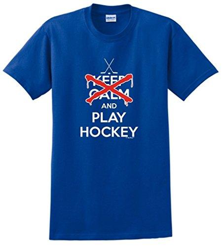 Dont Keep Calm Hockey T Shirt