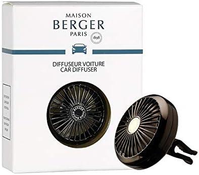Lampe Berger Autoduft Car Wheel Gun Metal Küche Haushalt