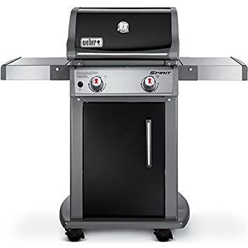 Extremely Amazon.com: Weber 46110001 Spirit E210 Liquid Propane Gas Grill  JF53