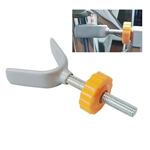 UEETEK Accessory Y Spindle Banister Gate Adaptors Baby Pet Safty Gates Bolts Kit