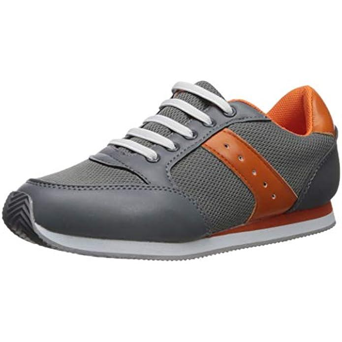 Enzo Emilliano Sneaker, Grey