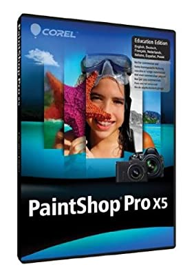 PaintShop Pro X5 Education Edition Version 15