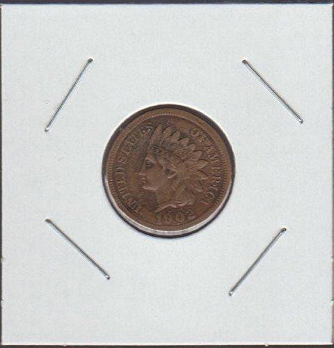 1902 Indian Head (1859-1909) Penny Choice About Uncirculated Details (1902 Indian Head Penny compare prices)