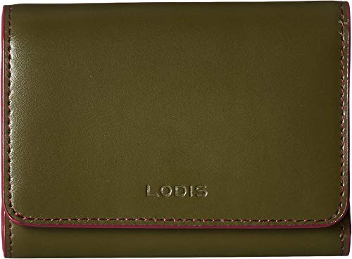 Lodis Audrey Rfid Mallory French Purse Wallet (Acocado)