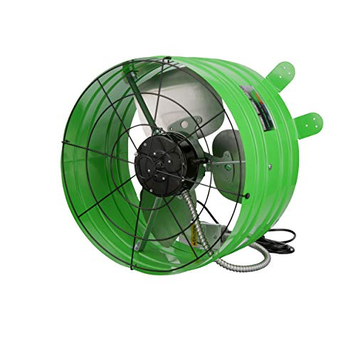 QuietCool AFG SMT-3.0 Smart Attic Gable Fan ()