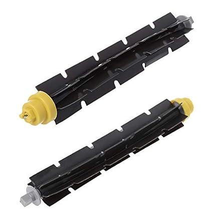 Flexible aspirador Roller – Cepillo lateral goma para – iRobot Roomba serie – > 600 700