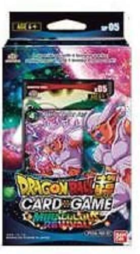 Dragon Ball DBZ Super Series 5 Miraculous Revival Special Pack Box Set: 4 Boosters + foil!