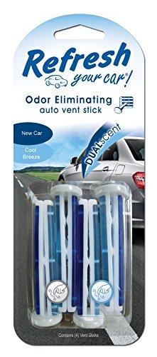 [해외]당신의 차를 리프레시하십시오! /Refresh Your Car! Dual Scent Vent Sticks, Citrus Sparkle and Summer Splash 5
