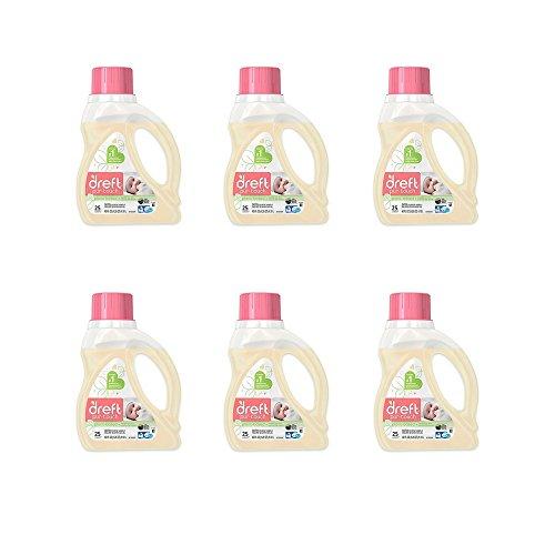 Dreft Purtouch Liquid Baby Laundry Detergent  Hypoallergenic