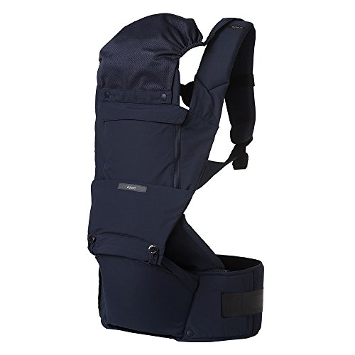 ÉCLEVE Pulse Ultimate Comfort Hip Seat Baby & Child Carrier (Midnight Blue) For Sale