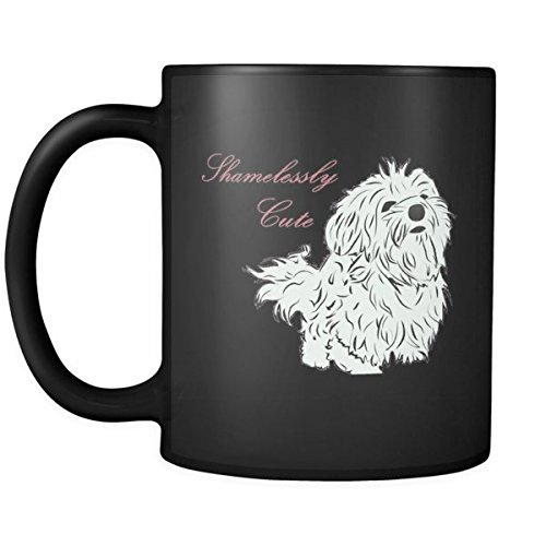 Maltese Dogs Coffee Mugs- I love My Maltese Dog Mug -Maltese Dog Gifts for Maltese Moms or Dads