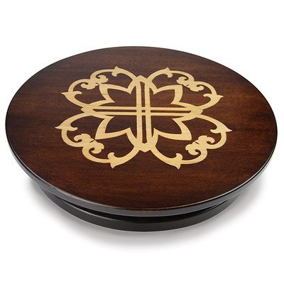 Artisan Woods Morocco Lazy Susan by Martin's Home Wares