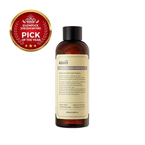 KLAIRS Freshly Juiced Brightening Package, toner, polish, vitamin c, cleanser, 5EA