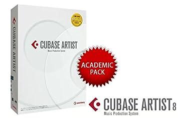 amazon co jp steinberg cubase artist 8 アカデミック版 dtmソフト