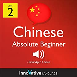 Learn Chinese with Innovative Language's Proven Language System - Level 2: Absolute Beginner Chinese