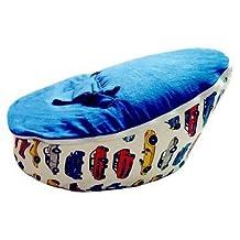 Baby Bean Bag Chair - UNFILLED (Cars Design)