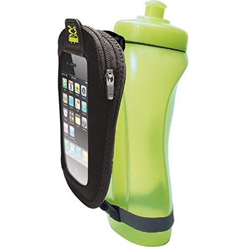 Amphipod Unisex Hydraform Handheld in-Touch Sumo 20oz Black