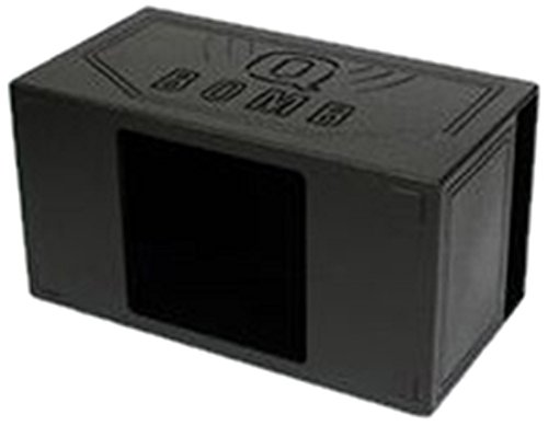L7 Sub - Q Power QBOMB12VL SINGLE SQ Single 12-Inch Side Ported Speaker Box for Kicker L7 Subwoofer