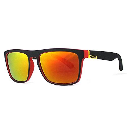 Sol Sol De Coloridas LBY Europa de para Los Que De Y Gafas Libre De Sol Caja Gafas De Colocan Los De Polarizadas Cristales Unidos La C1 C4 Gafas Aire Deportes Estados Color De Al Hombre q1rC1O