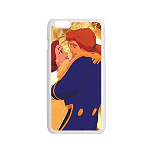 Beauty and the Beast Cell Phone Case for Iphone 6 by lolosakes