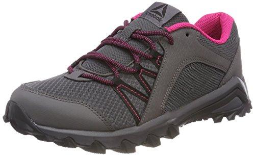 Gris de Marche 6 Grey Overtly Ash Chaussures 0 Trailgrip Pink Femme Reebok Nordique Black qw6RBI