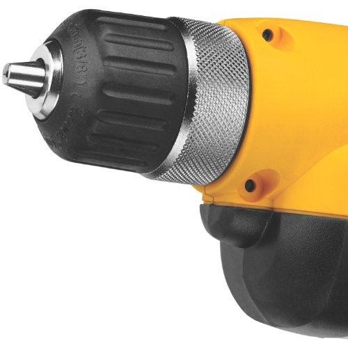 DEWALT DWD110K 8.0 Amp 3/8-Inch VSR Pistol Grip Drill Kit with Keyless Chuck by DEWALT (Image #6)