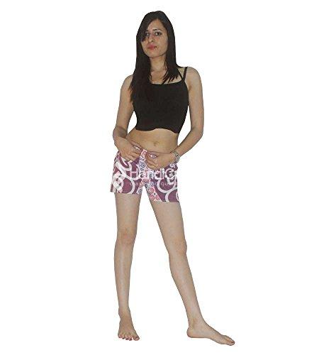 Pantaloncini spiaggia mano Pantaloncini spiaggia Pantaloni Esportazioni Pantaloncini a caldi estivi fatte da floreali corti da qaHYw4
