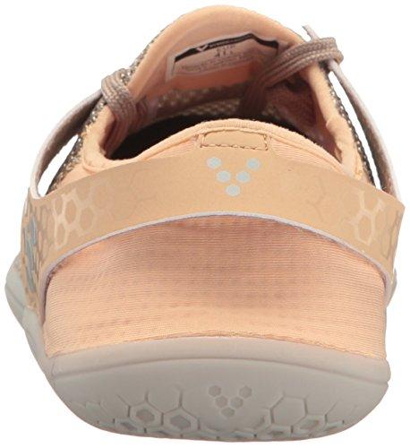 Vivobarefoot - Chaussures de Yoga minimalistes Vivobarefoot Wing - Femme Femme, Multicolore (Gunmetal/Black), 42 D EU Pavés