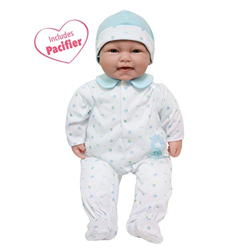 (JC Toys, La Baby 20-inch Soft Body Blue Play Doll - For Children 2 Years Or Older, Designed by Berenguer)