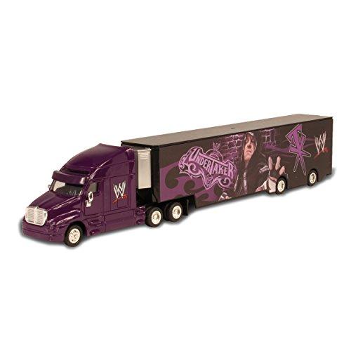 WWE 1/64 Diecast Undertaker Semi Truck by WWE