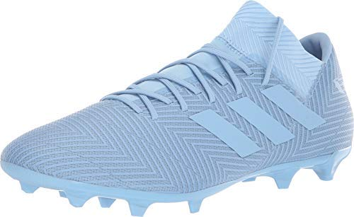 c204e030d adidas Men s Nemeziz Messi 18.3 FG Ash Blue Ash Blue Raw Grey 6.5 D ...