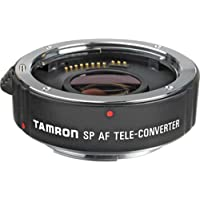 Tamron SP Auto Focus 1.4x Pro Teleconverter for Canon Mount Lenses (Model 140FCA)