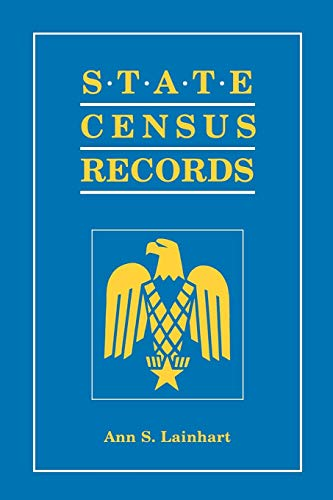 - State Census Records