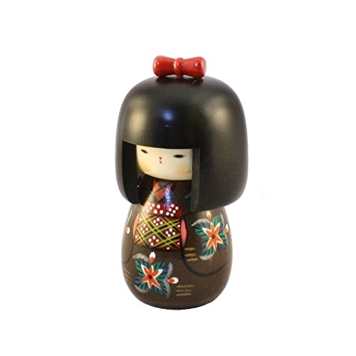 Kokeshi Doll – Full Bloom Kokeshi Doll - Full Bloom JAPAN CRAFT