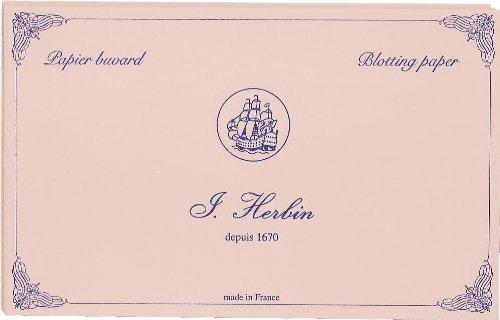 J Herbin Blotter Paper pack